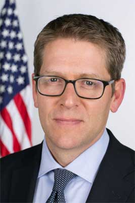 Seattle CityClub, Annual Benefit, The White House & The Fourth Estate, Jay Carney
