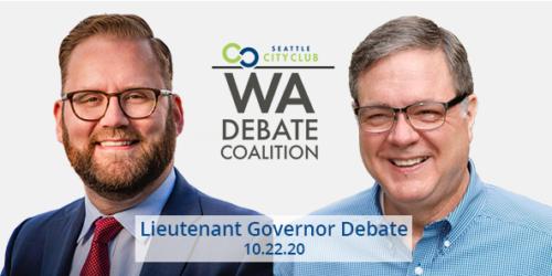 Lieutenant Governor debate 10.22.20 mailchimp